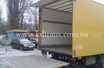 грузовые перевозки гидроборт