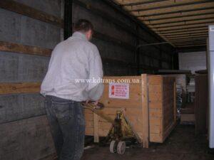 грузовые перевозки гидроборт рокла